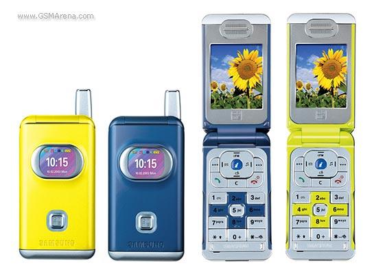 Samsung X400