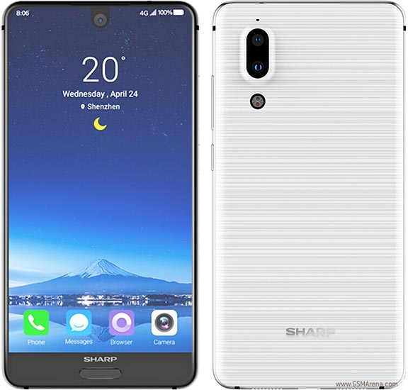 Sharp Aquos S2 Pictures Official Photos