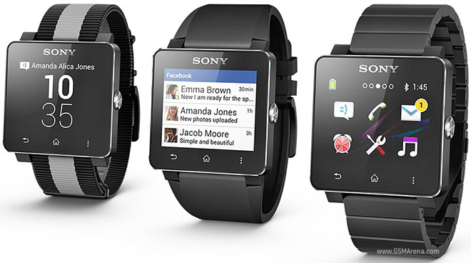 Sony Smartwatch 2 Sw2 Pictures Official Photos