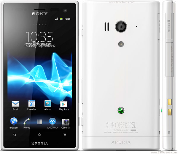 Sony Xperia acro S pictures, official photos