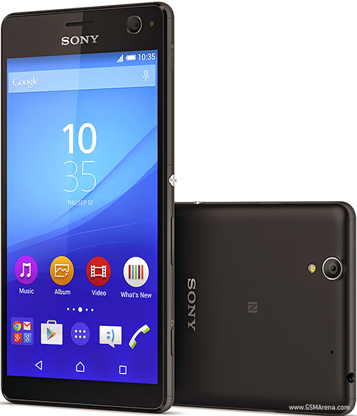 sony xperia c4 pictures official photos