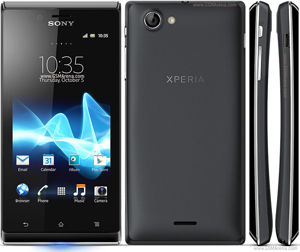 Sony Xperia J