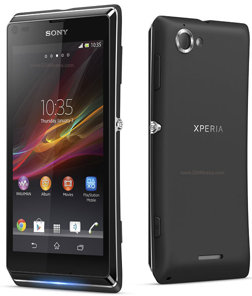 Sony Xperia L pictures