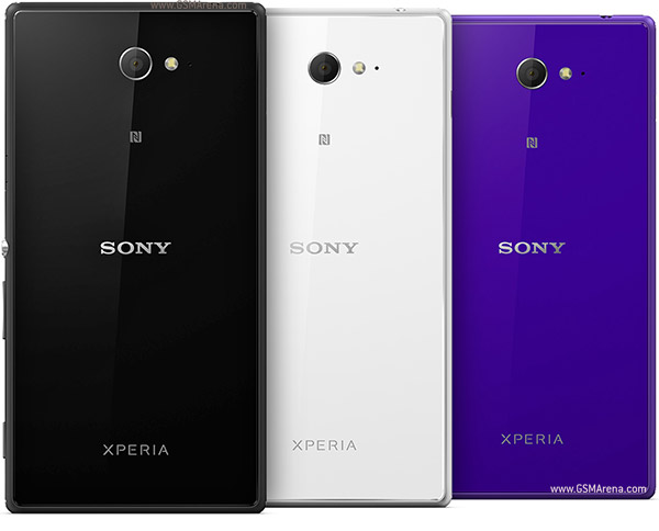 Sony Xperia M2 pictures  official photosXperia M2