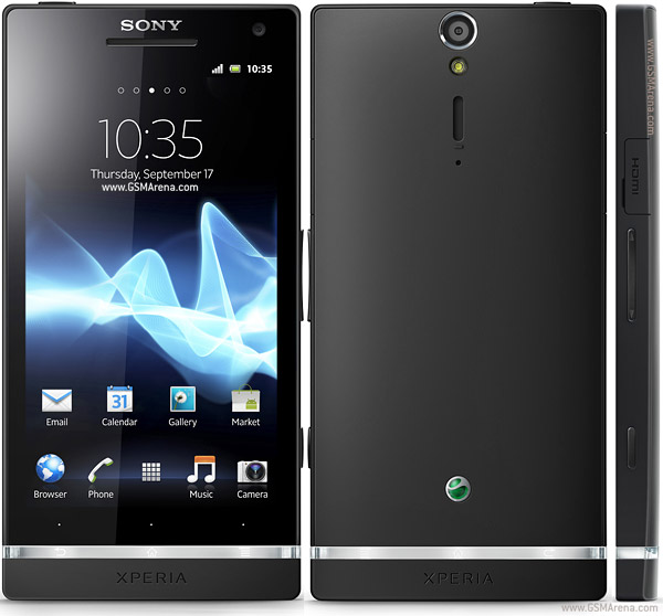 Sony Xperia S pictures