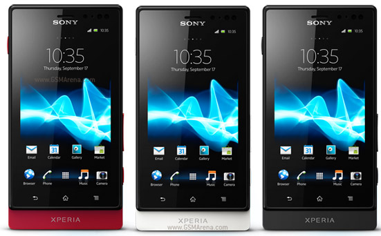 Sony xperia sola pictures