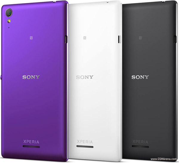 Sony Xperia T3 Pictures Official Photos