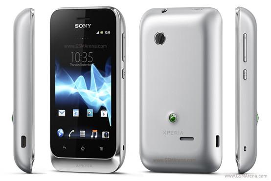 Sony Xperia tipo dual