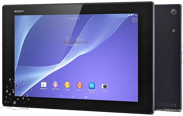 Dịch vụ Unlock, mở mạng Sony Xperia Tablet Z2 4G