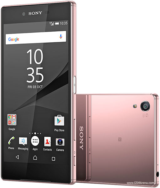 Sony Xperia Z5 Premium Pictures Official Photos