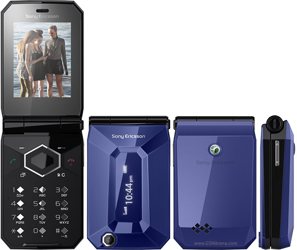 Sony Ericsson Jalou pictures, official photos