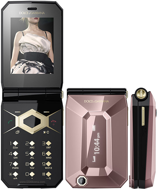 Sony Ericsson Jalou D&G edition