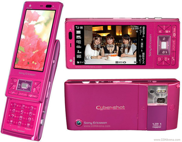 Sony Ericsson S003