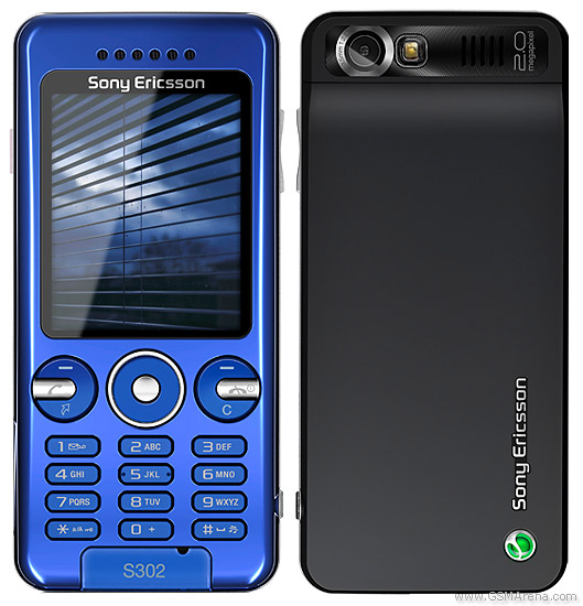 Sony Ericsson S302
