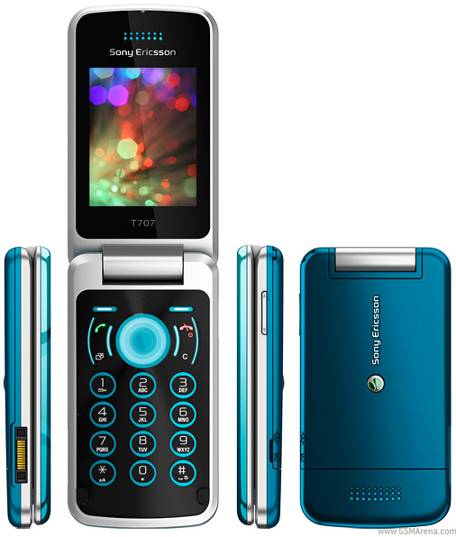 Sony Ericsson T707