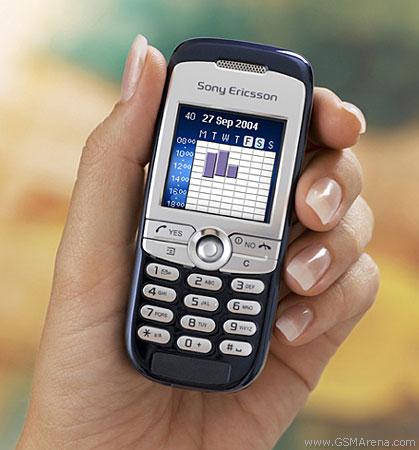 Sony Ericsson J200