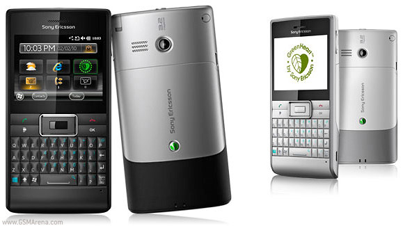 Sony Ericsson Aspen