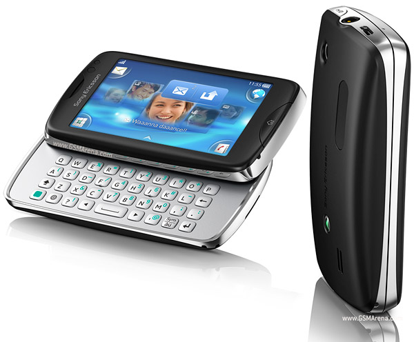 Sony Ericsson txt pro