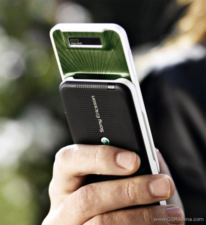 Sony Ericsson S500 pictures, official photos