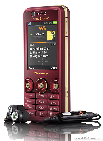 Sony Ericsson W660
