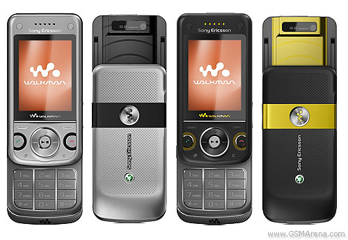 Sony Ericsson W760 pictures, official photos