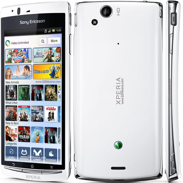 Sony Ericsson Xperia Arc S Pictures Official Photos