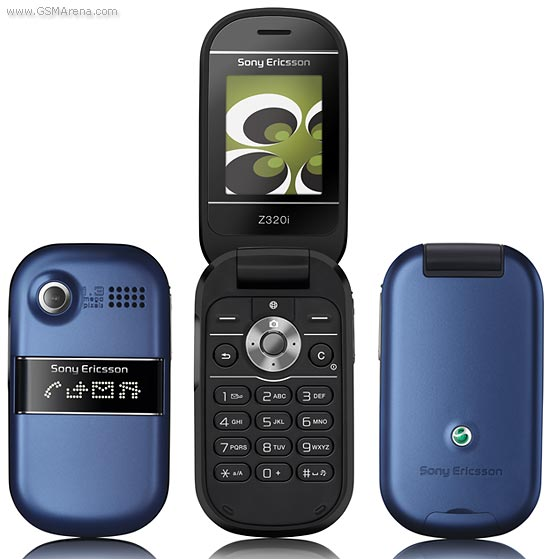 Sony Ericsson Z320