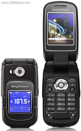 Sony Ericsson Z710