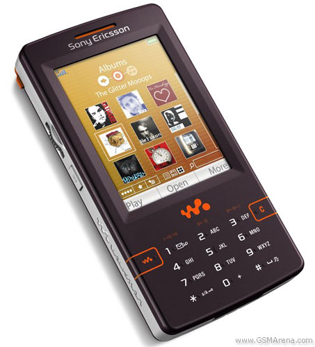 Sony Ericsson W950