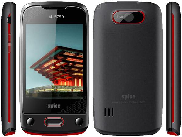 Spice M-5750