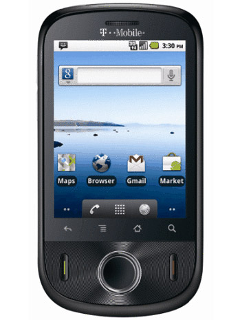 T-Mobile Comet - Full phone specifications