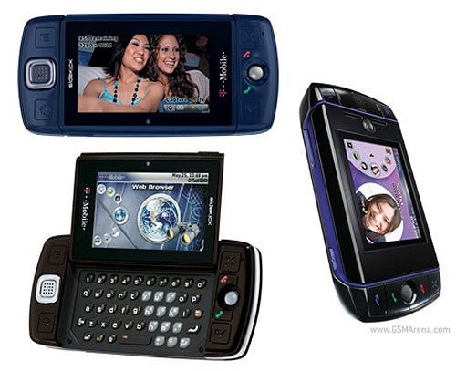 T-Mobile Sidekick LX
