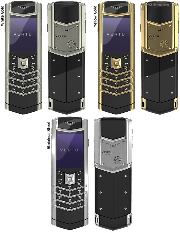 Vertu Signature S
