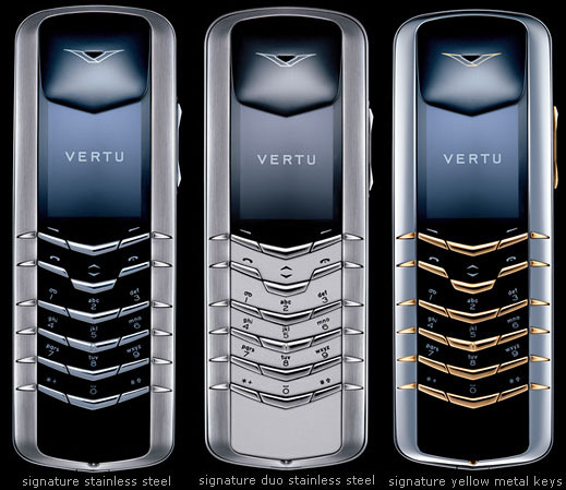 Vertu Signature