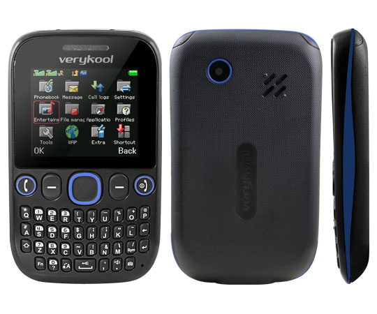 verykool i601