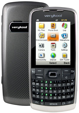verykool s810