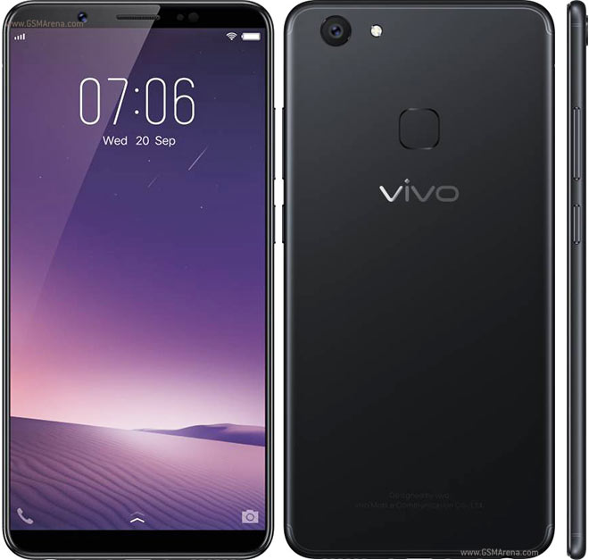 vivo V7+ pictures, official photos