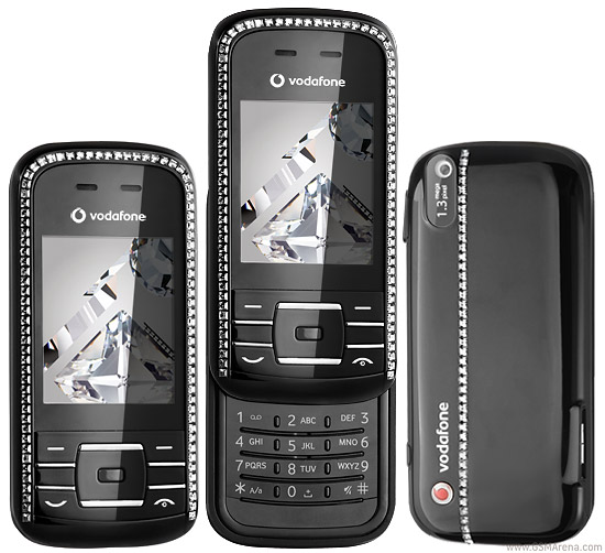 Vodafone 533 Crystal