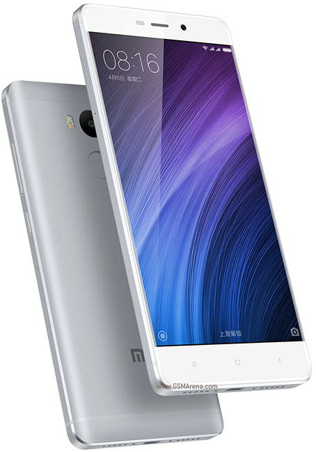 Xiaomi Redmi 4 Prime pictures, official photos
