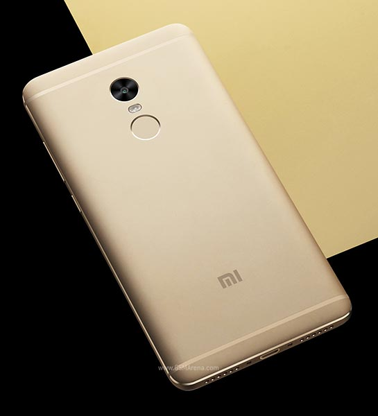 Xiaomi redmi note 4 360 view