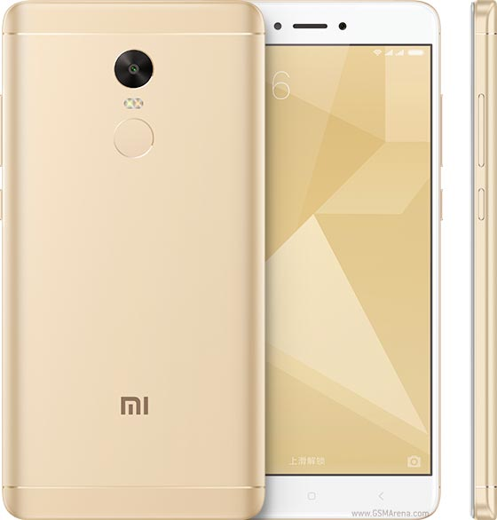 Xiaomi Redmi Note 4x Pictures  Official Photos
