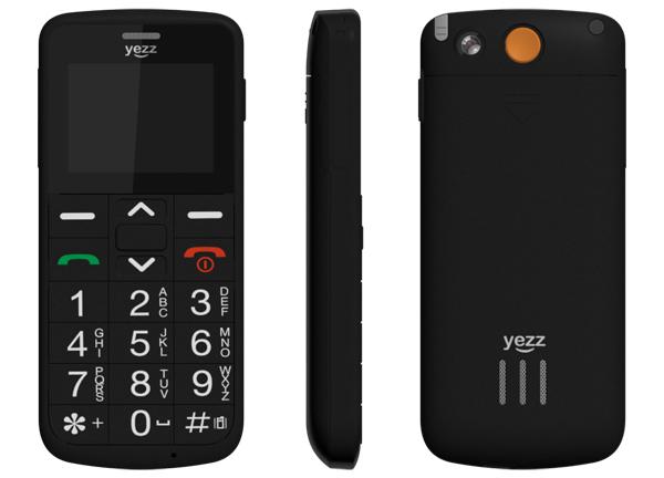 Yezz Zenior YZ888