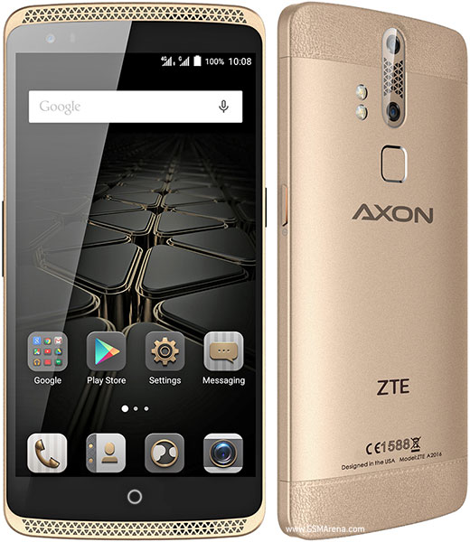 ZTE Axon Elite pictures, official photos