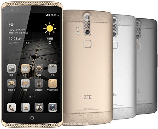 ZTE Axon Lux Snapdragon 810