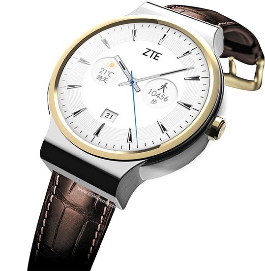 ZTE Axon Watch pictures, official photos