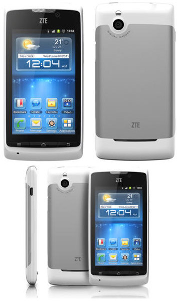 ZTE Blade II V880+