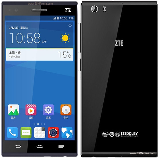 ZTE Star 1 Pictures Official Photos