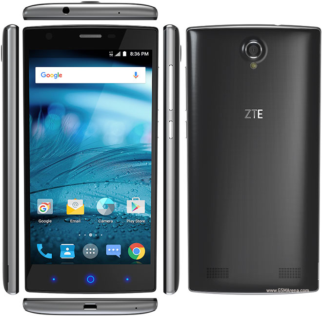 zte zmax gophone CANNOT