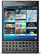 Gambar hp BlackBerry Passport