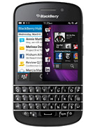 BlackBerry Q10; Phone